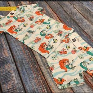 GAP Pajamas - Baby Gap Girls Disney Little Mermaid Pajama Set